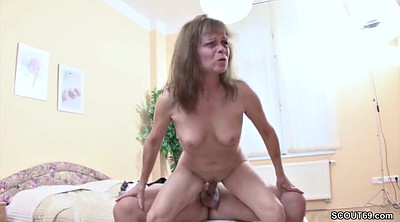Teen, Step mom, Son fuck mom, Mom helps, Mom help, Mom fuck son
