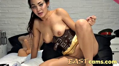 Dildo asian, Asian webcam