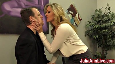 Julia ann, Milking, Night