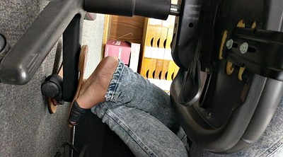 Gay, Gay feet, Work, Sandals, Hidden gay, Gay hidden