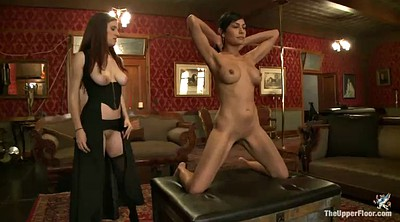 Spanked, Forced, Force, Mistress, Mistress femdom, Forced big tits