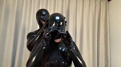 Latex, Japanese black, Black japanese, Japanese latex