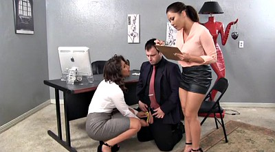 Spank, Licking feet, Office feet, Bdsm spanking