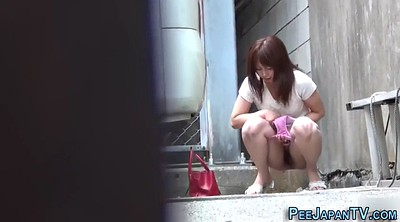 Japanese public, Urine, Japanese cute