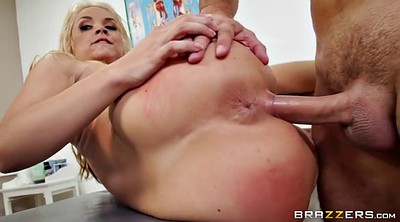 Doctor, Brazzers anal, Anal casting