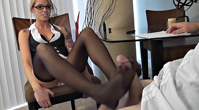 Milf footjob, Milf feet