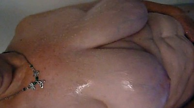 Mature bbw, Mature shower, Bbw hairy
