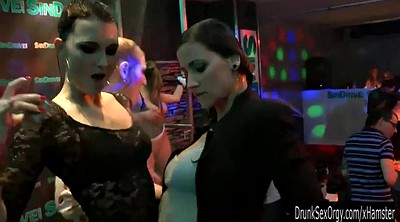 Dance, Sex dance, Lesbian group, Erotic dance