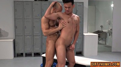 Gay creampie, Oral creampie, Daddy