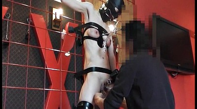 Japanese bdsm, Whipping, Japanese bondage