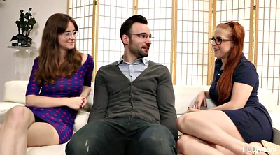 Exchange, Students, Penny pax, Jay, Penny, New