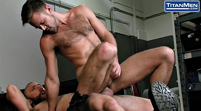 Ejaculation, Muscle daddy