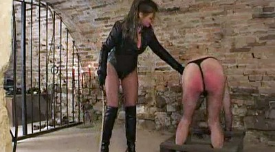 Caning, Caned, Femdom caning