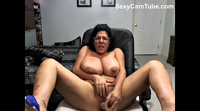 Aunt, Asian black, Ebony party