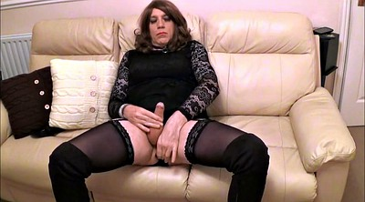 Boot, Alison, Thighs, Thigh, Plug