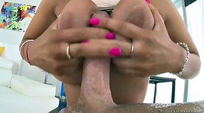 Ass to mouth, Gaping pussy, Kayla kayden, Gag, Blondes