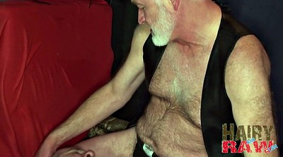 Leather, Ginger, Redhead mature, Chubby mature, Moaning, Gay mature