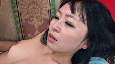 Japanese cum, Hairy pussy fucked, Asian cum