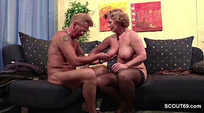 First time, Roleplay, Old couples, Mature couple, Mature casting, German couple