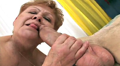 Grannies, Rough, Stocking mature
