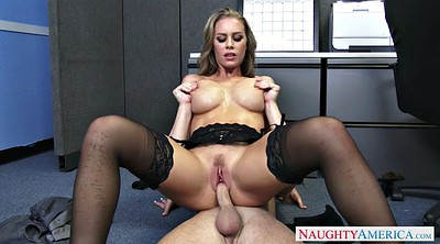 Nicole aniston, Worker, Big tits at work, Workers, At work