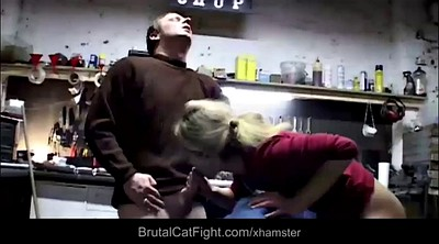 Catfight, Fight, Spanks, Hard spanking, Hard spank, Cat