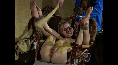Slave girl, Waxing