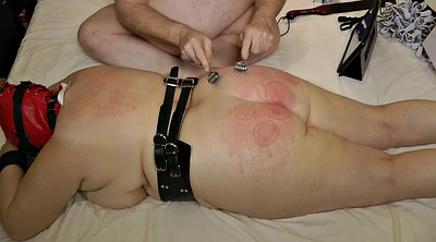 Tit torture, Whipping