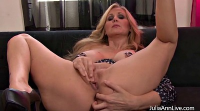 Julia ann, Julia, Nipple play