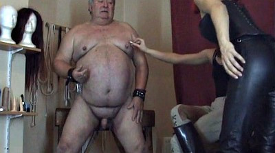 Granny bdsm, Fat man, Humiliation, Humiliated, Old fat man, Old fat