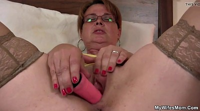 Mommy, Pantyhose cock, Mature pantyhose