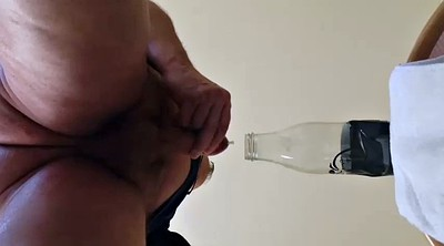 Public masturbation, Bottle, Flashing