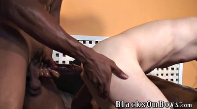 Interracial, Black gangbang