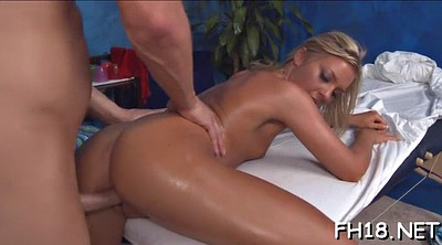 Oil, Oil ass, Hot massage