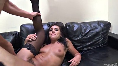 Stockings, Nylon blowjob, Nylon fetish, Nylon sex