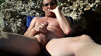 Beach, Naked beach, Public bdsm