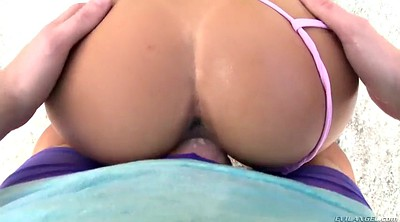 Squirting, Fat ass