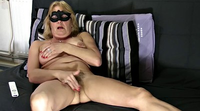 Hairy pussy, Mature show
