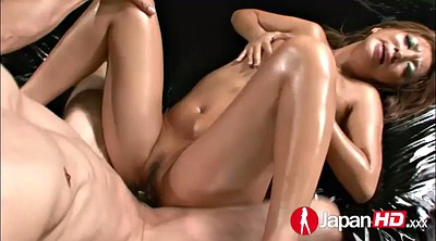 Japanese double penetration, Missionary, Japanese cum, Two japanese, Japanese double