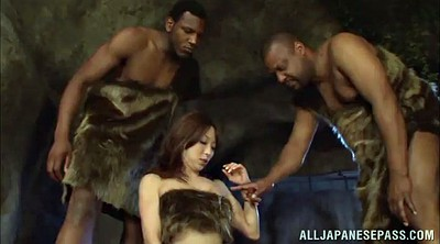 Asian black, Cum in mouth, Asian blowjob, Cum in, Black and asian, Asian black cock