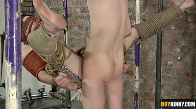 Bondage, Uncut, Too big, Uncut cock, Tempting
