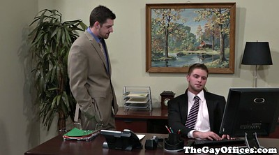 Office fuck, Muscle hunk, Gay muscle