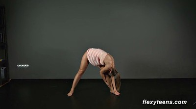 Show, Gymnastics, Gymnast, Flexible