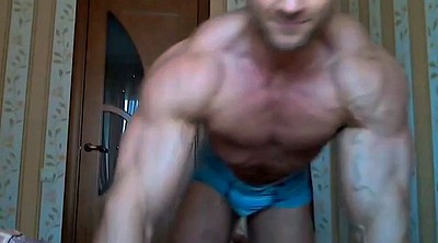 Muscle gay, Bodybuilding
