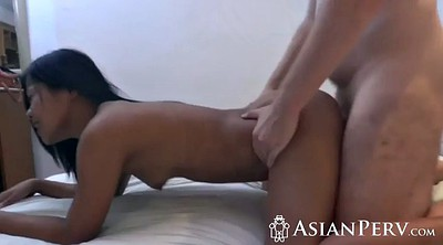 Asian bbw, Asian threesome