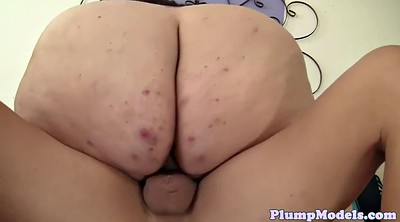 Beautiful bbw, Plumper, Spoon