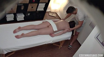 Masturbating, Czech massage