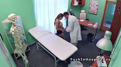 Hospital, Patient, Fake tits