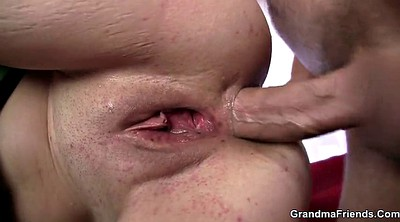 Mature anal, Oral, Mature threesome, Mature double penetration, Mature double