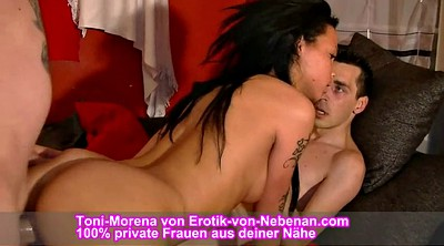 German, First time, Mmf, Teenie, German teen